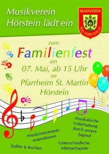 Familienfest @ Pfarrheim St. Martin, Hörstein | Alzenau | Bayern | Deutschland