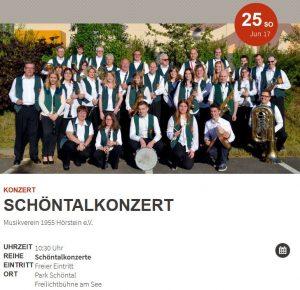 Schöntal-Konzert @ Park Schöntal, Aschaffenburg | Aschaffenburg | Bayern | Deutschland