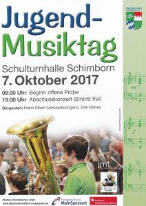 Jugendmusiktag @ Schulturnhalle Schimborn | Mömbris | Bayern | Deutschland