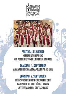 Mehrtagesausflug nach Pfaffstätten @ Musikerfest Pfaffstätten | Pfaffstätten | Niederösterreich | Österreich