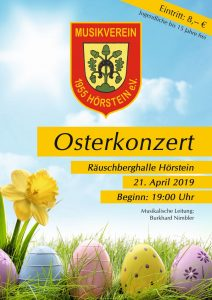 Osterkonzert 2019 @ Räuschberghalle Hörstein | Alzenau | Bayern | Deutschland
