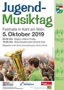 Jugend-Musiktag @ Festhalle in Kahl